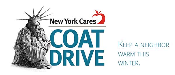 NYC Coat Drive & Toys for Tots – Holiday Donations and Volunteering  – New York City
