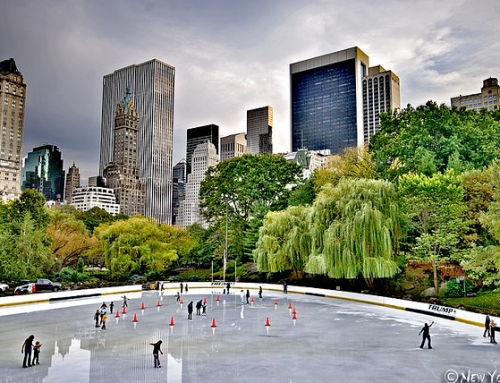 Trump (Wollman) Skating Rink in Central Park, NYC Schedule and Rates