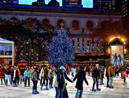 The Ice Skating Rink at Bryant Park Hours and Rates