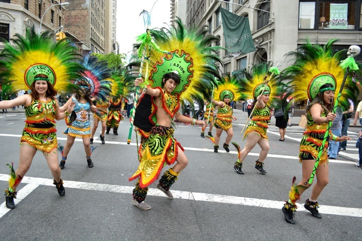 New York City Dance Parade Photos and Images through the years