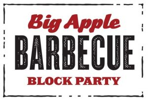 Big Apple BBQ - Regular Logo