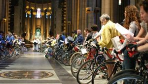 17th Annual Blessing Of The Bicycles @ New York | New York | United States