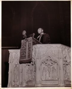 The Cathedral Of St. John The Divine Celebrates The Life Of Dr. Martin Luther King, Jr. @ New York | New York | United States