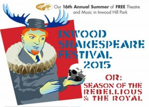 Shakespeare Festival at Inwood Hill Park, 2015 @ New York | New York | United States
