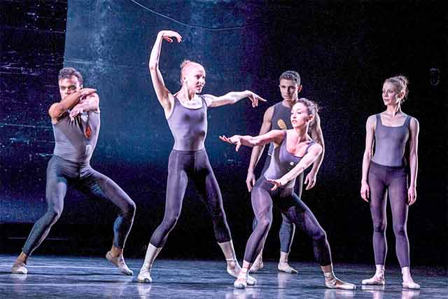 BalletCollective To Present Two World Premieres Ballets Choreographed by Troy Schumacher