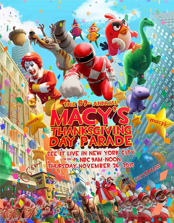 2015-Macy's-Thanksgiving-Day-Parade-poster-as-Smart-Object-1