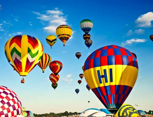 QuickChek New Jersey Festival of Ballooning – Hot Air Balloon