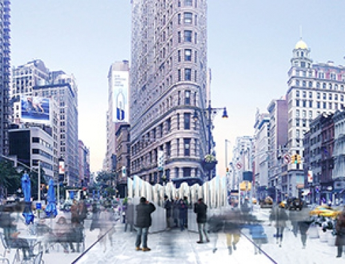 Flatiron Partnership Unveils Winner of the Fourth Annual Holiday Art Installation Competition