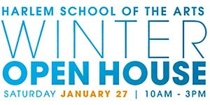 WINTER Open House at Harlem School of the Arts @ New York | New York | United States