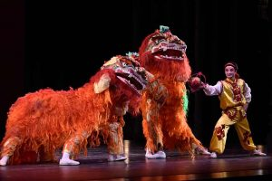 NAI-NI CHEN Dance Company's Year of the Pig Celebration at NJPAC @ Newark | New Jersey | United States