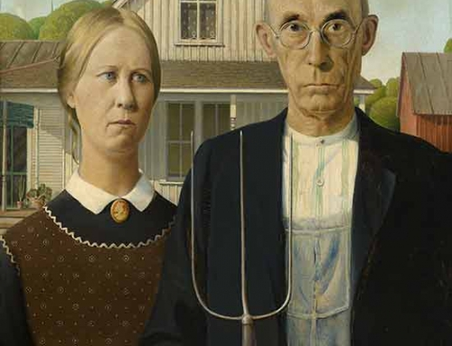 Grant Wood: American Gothic And Other Fables at the Whitney