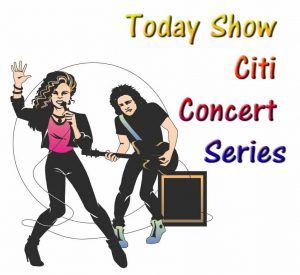 Today Show 2019 Citi Concert Series at Rockefeller Plaza @ New York | New York | United States