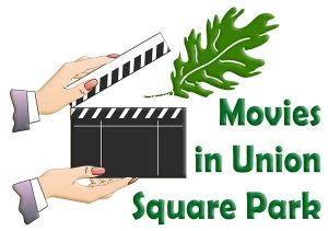 Throwback Thursday Movie Nights at Union Square Park 2019 @ New York | New York | United States