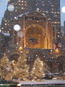 2019 Christmas Events at St Bart's NYC @ St. Bart's Church