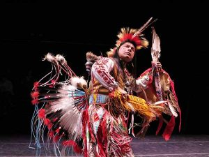 Thunderbird American Indian Dancers' In Concert @ Theater for the New City