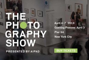 The Photography Show by AIPAD @ New York | New York | United States