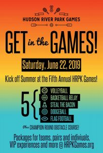 The Fifth Annual Hudson River Park Games @ New York | New York | United States