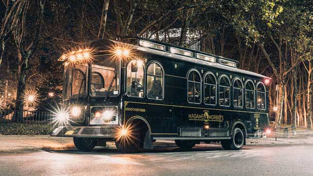 Madame Morbid's Trolley Tours of Brooklyn