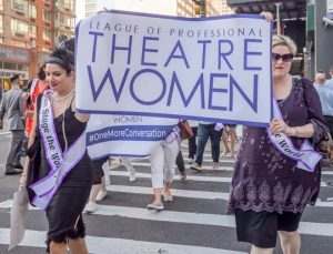 7th Annual Women Stage The World Parade in Times Square - 2019 @ New York | New York | United States