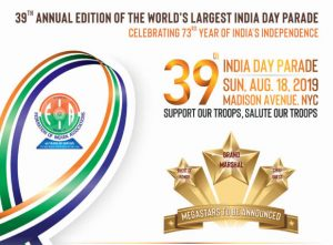 29th Annual NYC India Day Parade @ New York | New York | United States