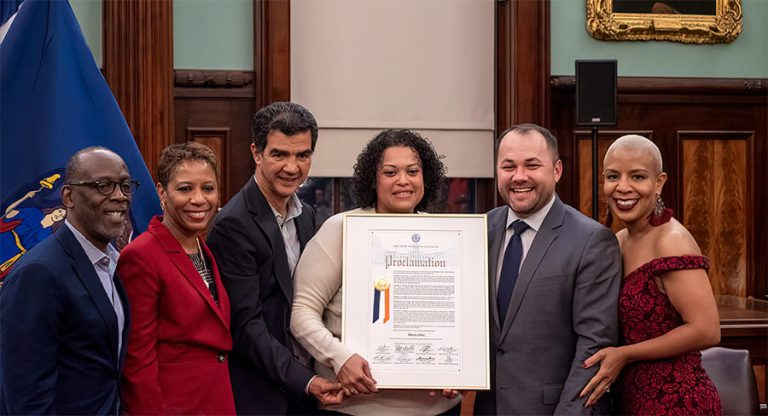 Hispanic Heritage Month Celebration in City Hall – 2019