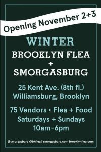 Brooklyn Flea + Smorgasburg Winter Market @ New York | United States