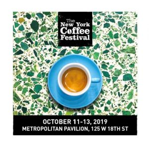 THE NEW YORK COFFEE FESTIVAL + Inaugural Roast Masters – North America @ New York | New York | United States