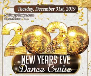 Tickets For: 2019 – 2020 New Year's Eve Bar / Dance Cruises in New York City