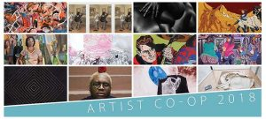 ARTIST CO-OP 2019 Exhibition at Jamaica Arts Center @ THE MILLER GALLERY