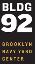 BLDG 92 - Brooklyn Navy Yard Center Logo