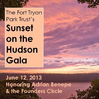 Fort Tryon Park Gala 2013