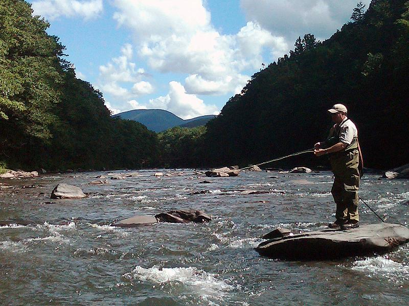 go fish in the hudson valley amply stocked lakes and